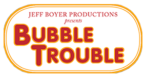 Bubble Trouble logo