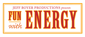 Jeff Boyer Productions - Fun with Energy Logo