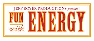 Jeff Boyer Productions - Fun with Energy Logo
